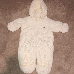 Baby Gap 0-3 Months Cold Weather One Piece